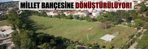 AKP ve MHP'nin oylarıyla Beykoz Çayırı millet bahçesine dönüştürülüyor!
