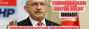 Kılıçdaroğlu 'Cumhurbaşkanı adayını buldu' iddiası!