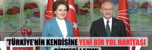 'Türkiye'nin kendisine yeni bir yol haritası çizmesi lazım'