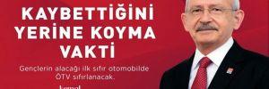 Kılıçdaroğlu'nun 6 vaadi kampanyaya dönüştü: Kaybettiğini yerine koyma vakti
