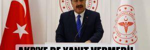 AKP'ye de yanıt vermedi!