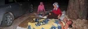Antalya'da tsunami söylentisi