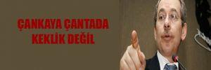 Abdüllatif Şener; Çankaya çantada keklik değil