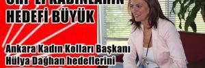 CHP'li kadınların hedefleri büyük H&H RÖPORTAJ