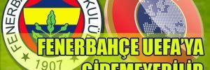 Fenerbahçe, UEFA'ya gidemeyebilir