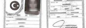 Kimlik fotokopisi verirken dikkat