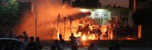 Ceylanpınar'da polis müdahalesi