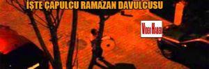 Sahurda direniş bir başkadır…İşte çapulcu ramazan davulcusu