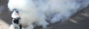 1 Mayıs'tan gaz manzaraları