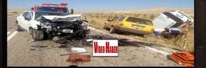 Antalya'da hız ve dikkatsizlik kazası:5 ölü 7 yaralı