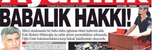 Ergenekon tutuklusu Prof. Dr. Hilmioğlu oğlunu kaybetti