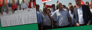 Akil İnsanlar Tekirdağ'da protesto edildi