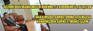 CHP'li Ali Özgündüz: Silivri'deki mahkemeler hükümetle koordineli çalışıyor