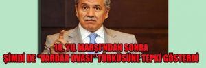 """10. Yıl Marşı'ndan sonra şimdi de """"Vardar Ovası"""" türküsüne tepki gösterdi Bakın Twitter'da nasıl gündem oldu!"""