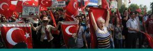 Edirne'de Akil İnsan gerginliği