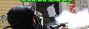 'Gaz'cı müdüre skandal ödül