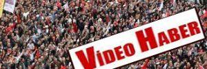 Taksim'de meydan göstericilerle doldu