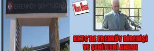 KKTC'de Erenköy Direnişi ve şehitleri anıldı