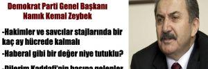 Dilerim Kaddafi'nin başına gelenler Erdoğan'ın başına gelmez…
