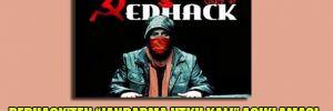 """Redhack'ten """"Jandarma Utku Kalı"""" açıklaması"""