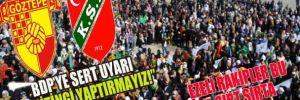 Ezeli rakiplerden BDP'ye uyarı: O mitingi yaptırmayız!
