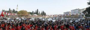 20 Bin Genç 'Kötülüklere Hayır' Dedi