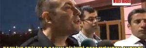 Tahliye edilen 3 sanık,Silivri Cezaevi'nden ayrıldı