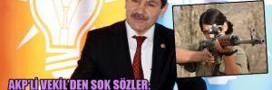 AKP'li Vekil'den şok sözler: Tövbe eden PKK'lıları affedelim