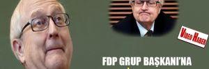 FDP Grup Başkanı'na taciz suçlaması