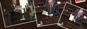 Erdoğan yine kitap gösterdi
