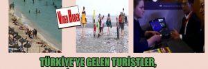 Türkiye'ye gelen turistler, Fransa'dakinden fazla para harcıyor