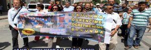 """""""AKP okulumdan elini çek"""""""