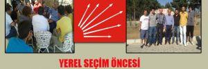 Yerel seçim öncesi CHP Gençlik Örgütleri kampa girdi