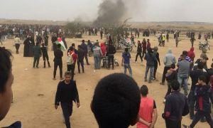 Filistin'de 4 kişi öldü, 465'ten fazla yaralı