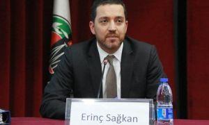 Ankara Barosu Başkanı Demokratik Sol Avukatlar grubunun adayı Erinç Sağkan oldu
