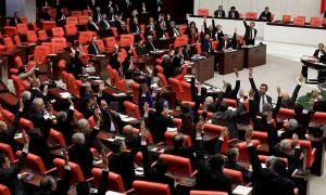AKP, yargı paketi taslak metnini MHP'ye sundu