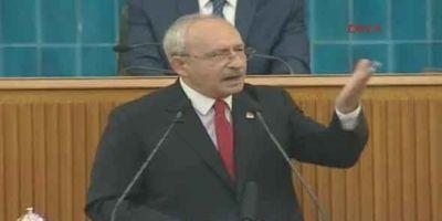 Kılıçdaroğlu: kimse bana Türkiye'de yargının bağımsız olduğunu söylemesin!