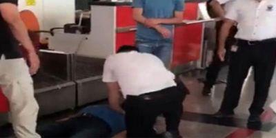 Havalimanında kalp krizi geçiren yolcu öldü