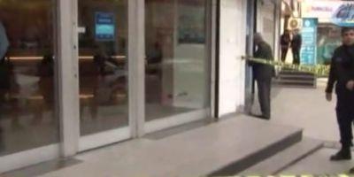 İstanbul Sancaktepe'de banka soygunu!