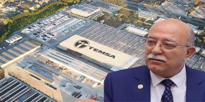 Koncuk: TEMSA'nın durumu hakkında Adanalılara ve Türkiye'ye bir müjde verilecek mi?