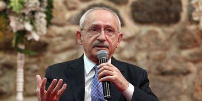 Kılıçdaroğlu: Bu ülkede hakkında en fazla kirli kampanya yapılan kişi benim