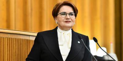 Akşener İYİ Parti'nin 'oyunu ve hedefini' açıkladı