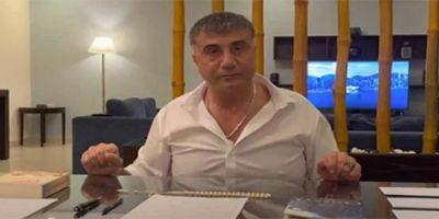 Sedat Peker'den yeni 'kokain' iddiası: Süleyman Soylu'ya yakın grubun elemanları…
