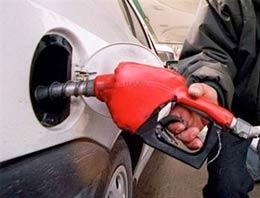 Benzine ve motorine zam!