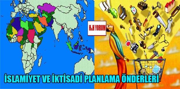 İslamiyet ve iktisadi planlama önderleri