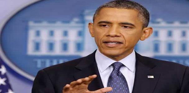 Obama'dan Suriye açıklaması