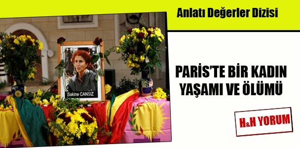 Paris'te bir kadın; Yaşamı ve ölümü