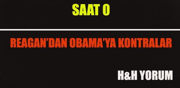 Saat 0: Reagan'dan Obama'ya kontralar