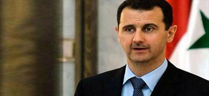Esad: 'Kimyasal silah antlaşmasını BM'ye yollayacağız'
