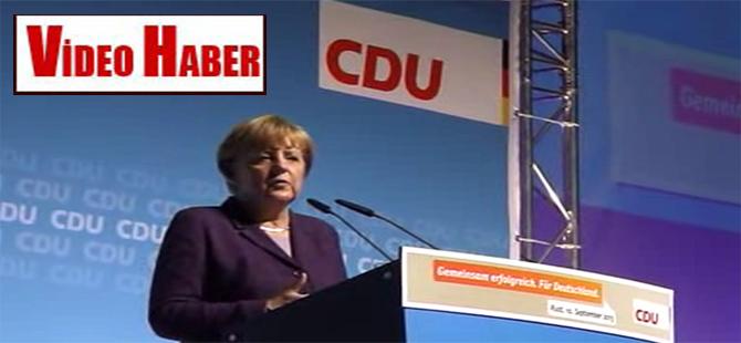 Angela Merkel rekora gidiyor